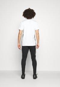 adidas Performance - JUVENTUS TURIN PANT - Klubbkläder - black - 2