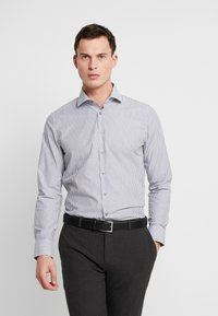 Seidensticker - SLIM SPREAD  - Formal shirt - dark blue - 0