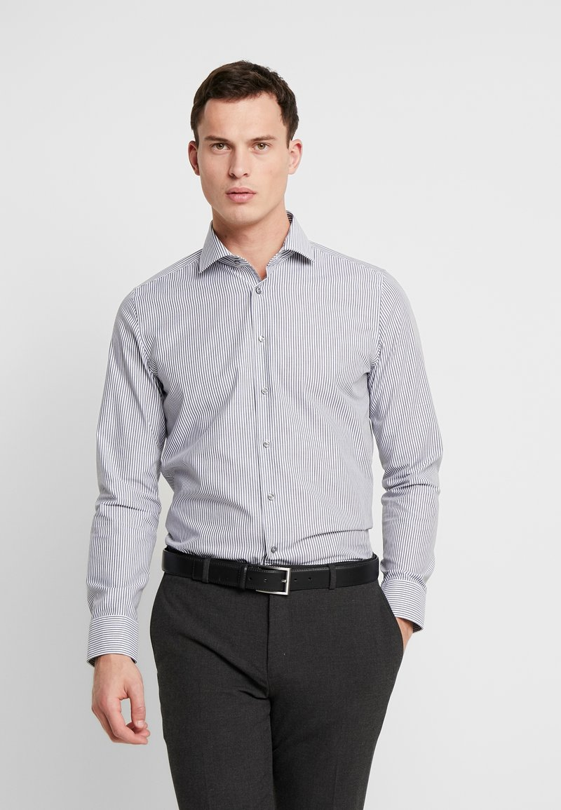 Seidensticker - SLIM SPREAD  - Formal shirt - dark blue