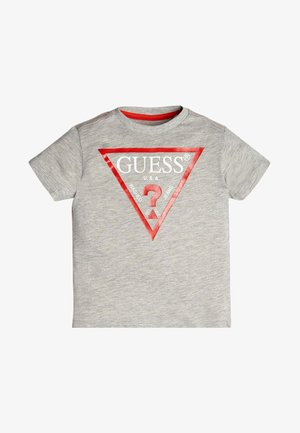 TODDLER CORE - T-shirt med print - grey