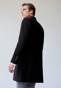 Mango - Manteau classique - zwart - 2