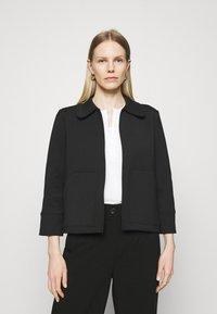 Opus - JONNI - Summer jacket - black - 0