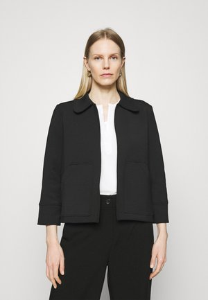 JONNI - Summer jacket - black