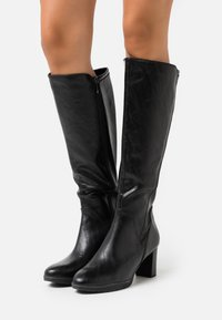 Marco Tozzi - Botas - black antic - 0