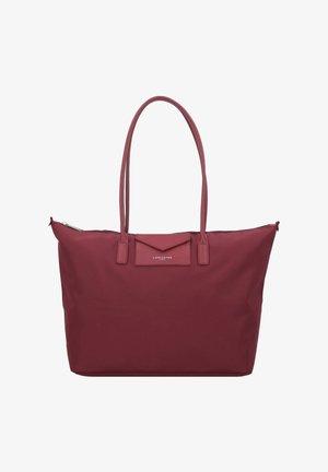 Tote bag - maroon