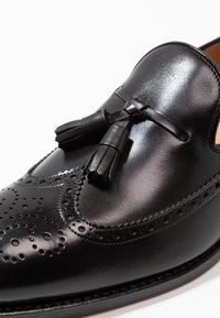 Cordwainer - BURNETT - Smart slip-ons - orleans black - 5
