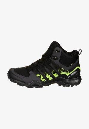 TERREX SWIFT R2 MID GTX TRAIL LAUFSCHUH DAMEN - Trail running shoes - core black