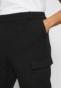 Vero Moda Curve - VMKAYA PANT - Trousers - black - 5