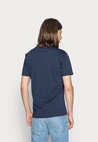 Diesel - UMLT-JAKE - T-shirt con stampa - dark blue - 2