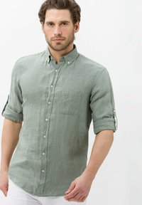 BRAX - STYLE DIRK - Shirt - olive - 0