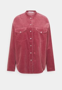 SIMONIE - Button-down blouse - dark powder pink