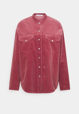 SIMONIE - Button-down blouse - dark powder pink
