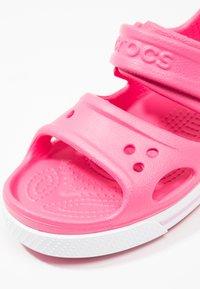 Crocs - CROCBAND II - Pool slides - paradise pink/carnation - 2