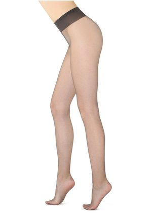 ULTRA TRANSPARENTE FEINSTRUMPFHOSE 8 DENIER - Tights - grey