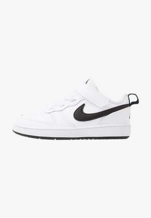 COURT BOROUGH 2 UNISEX - Sneaker low - white/black