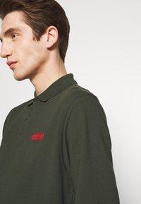 Barbour International - Polo shirt - jungle green - 3