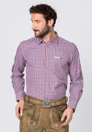 PORTOS - Shirt - blue/red