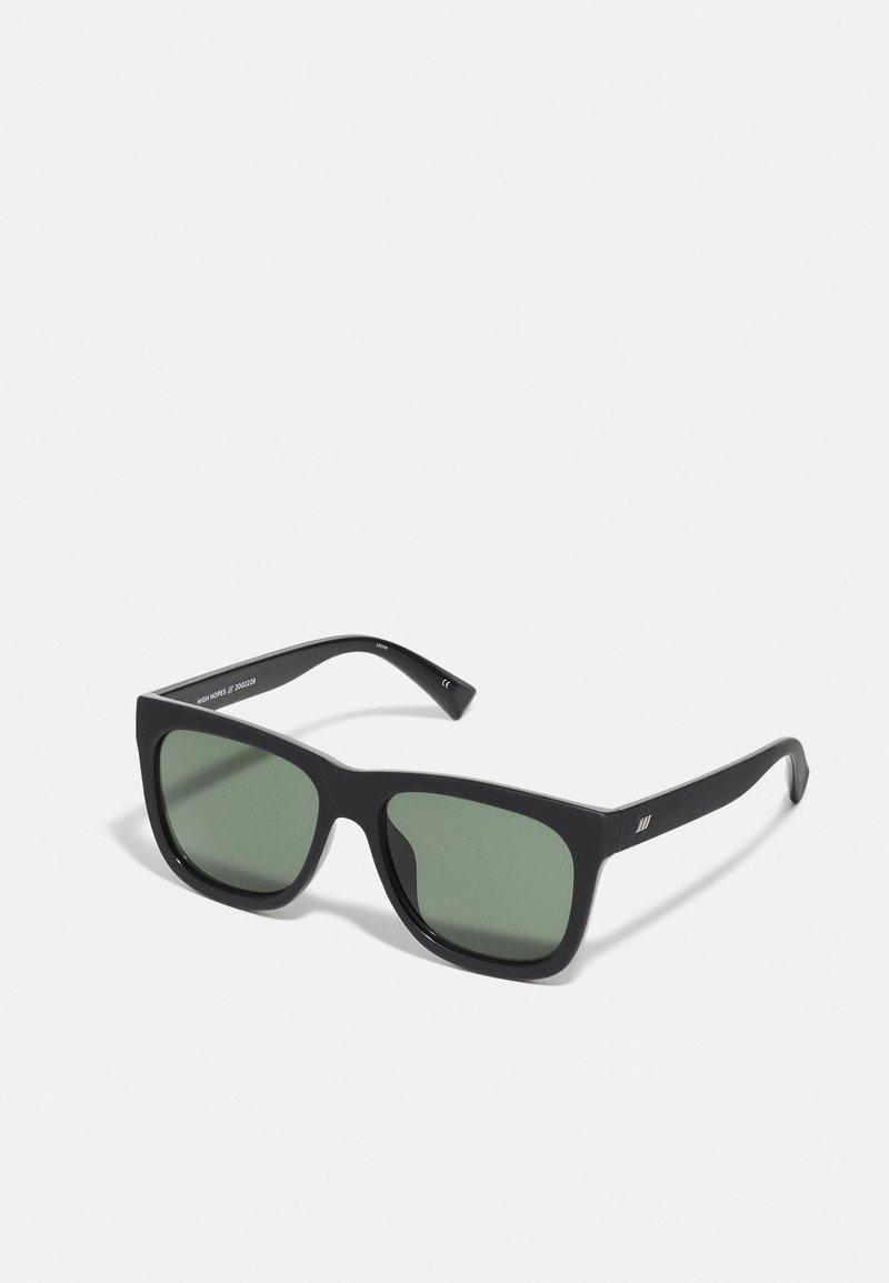 Le Specs - HIGH HOPES - Zonnebril - matte black