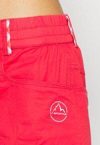 La Sportiva - ESCAPE SHORT - Pantaloncini sportivi - hibiscus - 4