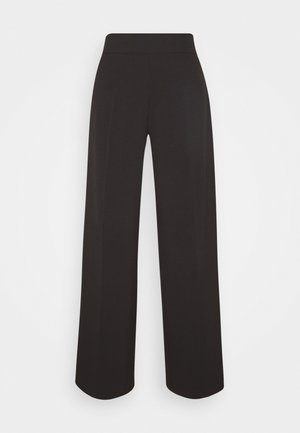 FQKARINA - Trousers - black