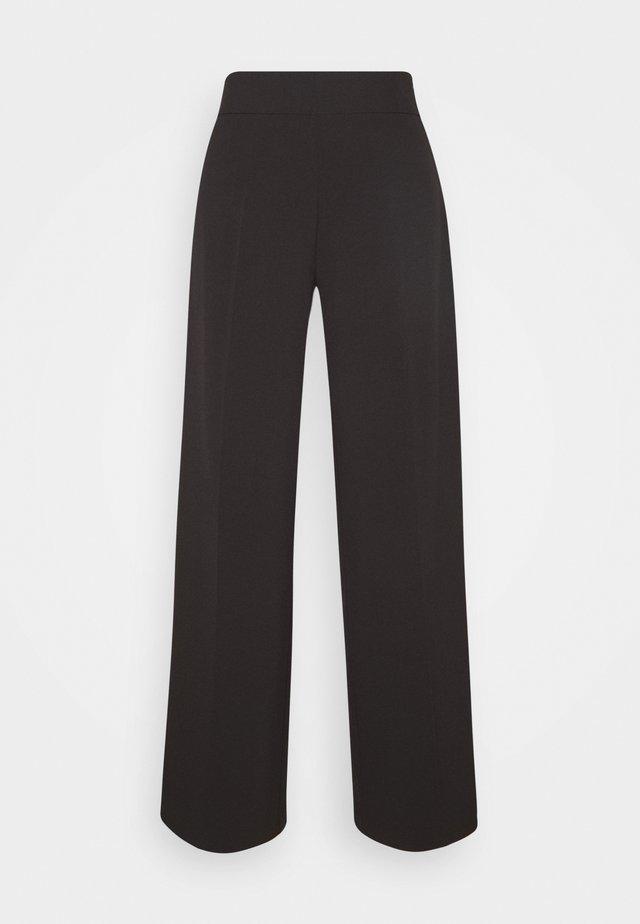 FQKARINA - Trousers - black