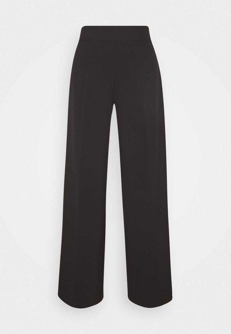 Freequent - FQKARINA - Trousers - black