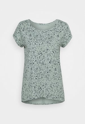 CORE - T-shirt con stampa - turquoise