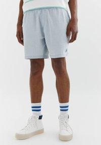 PULL&BEAR - Denim shorts - light blue - 0