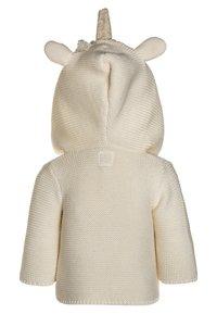 GAP - BABY - Cardigan - ivory frost - 1