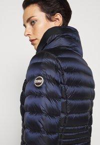 Colmar Originals - LADIES JACKET - Down jacket - navy blue/dark steel - 4