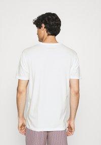 GAP - CREW JOCK TAG 3 PACK - Basic T-shirt - blue - 2