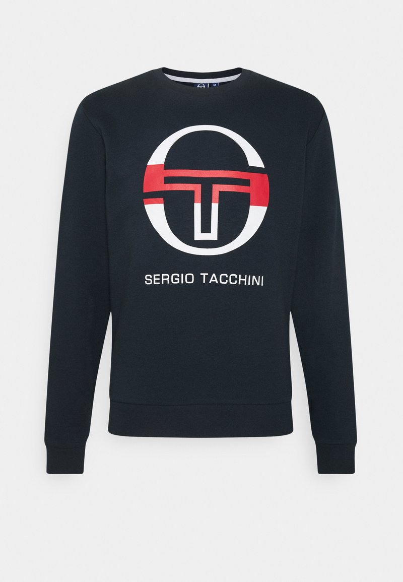 sergio tacchini - ZELDA - Sweatshirt - navy/white/red