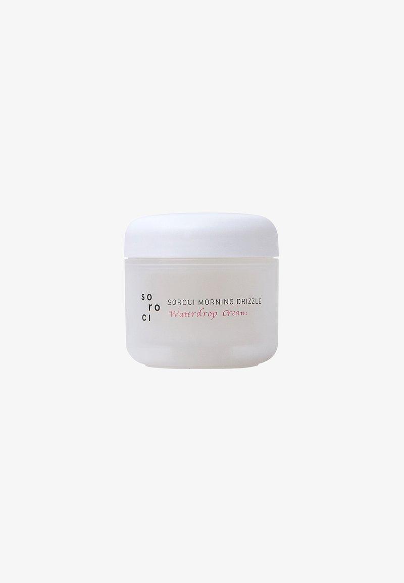 Soroci - MORNING DRIZZLE WATERDROP CREAM - Face cream - -