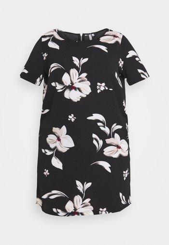 CARLUXDAZZ SHORT DRESS - Kjole - black