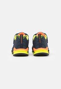 Skechers - HYDRO LIGHTS - Tenisky - navy/yellow/orange - 2