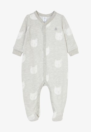 ICON - Pyjamas - light heather grey