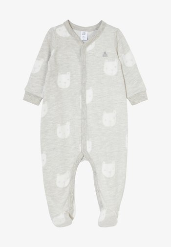 ICON - Pyjamas - light heather grey