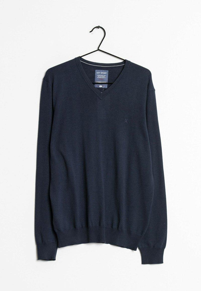 BRAX - Pullover - blue