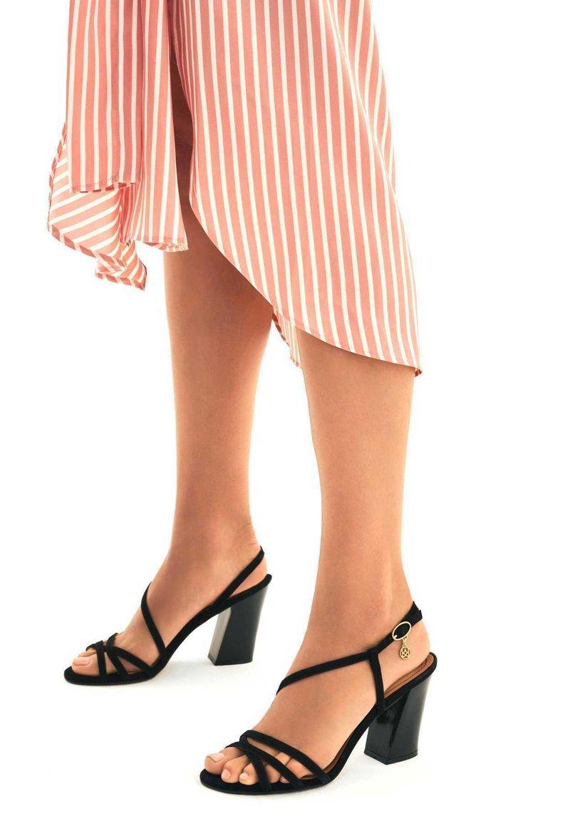 Kazar - SUZETTE  - High heeled sandals - black