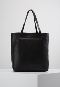 Madewell - MEDIUM TRANSPORT TOTE - Handbag - true black - 2