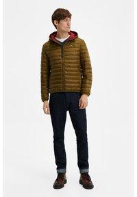 WE Fashion - Winter jacket - dark green - 1