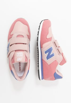 Baskets basses - pink/grey