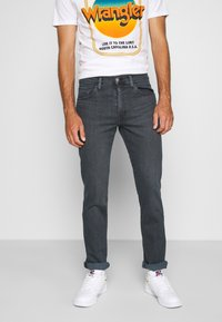 Levi's® - 511™ SLIM - Slim fit jeans - richmond blue black - 0