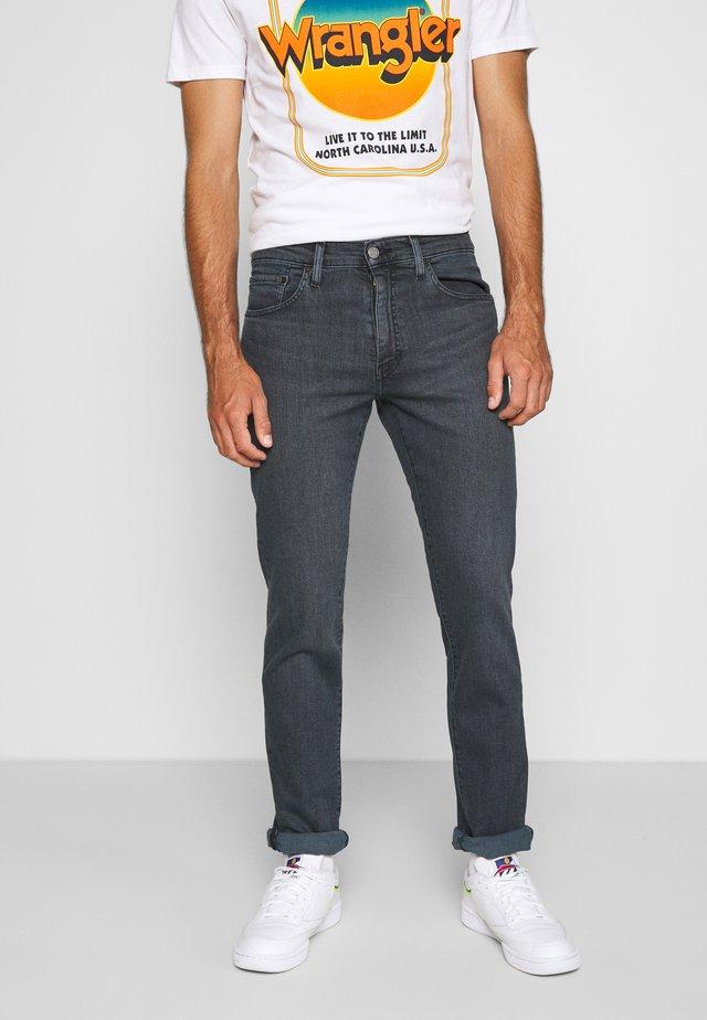 511™ SLIM - Vaqueros slim fit - richmond blue black