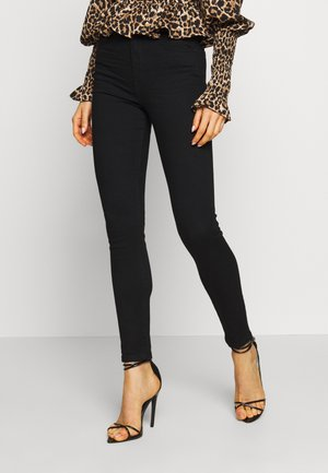 PERFECT SHAPE  - Jeansy Skinny Fit - black