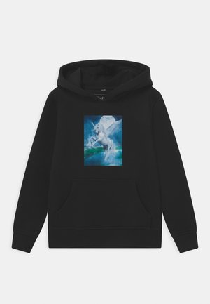 UNICORN MAGIC HOODY UNISEX - Sudadera - black