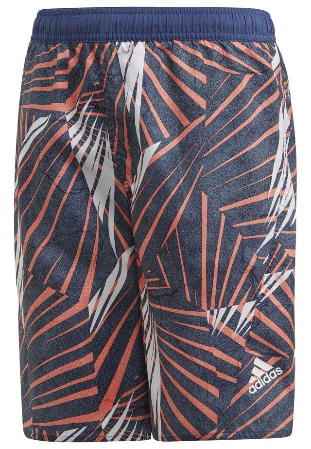 BOARD SHORTS - Swimming shorts - tech indigo