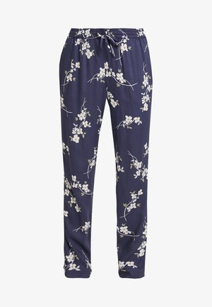 NMMAGIC VISCOSE PANTS  - Trousers - ombre blue/flowers