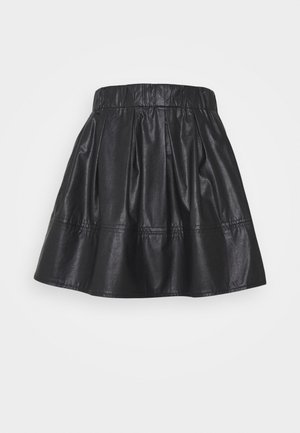 KIA - A-line skirt - black
