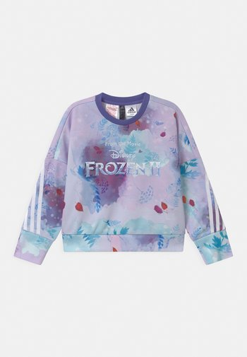 CREW - Long sleeved top - multi-coloured/purple